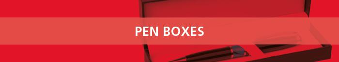 Pen Boxes