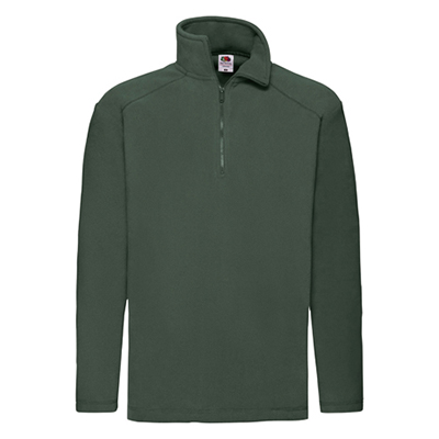 ZIP NECK FLEECE