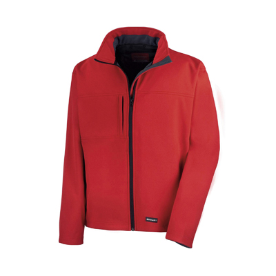 RESULT Classic softshell jacket