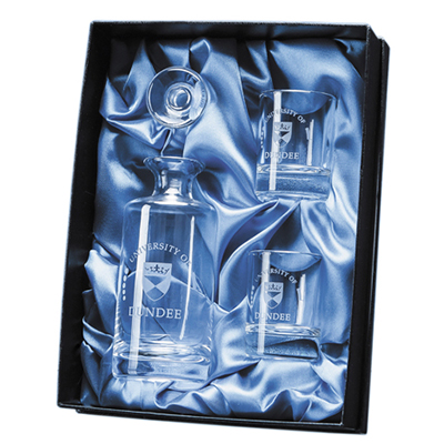 WEE DRAM DECANTER SET