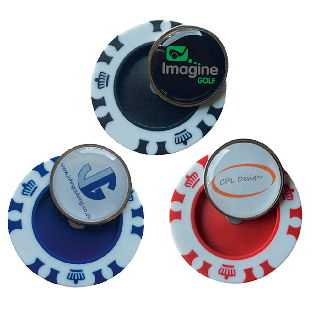 CROWM POKER CHIP