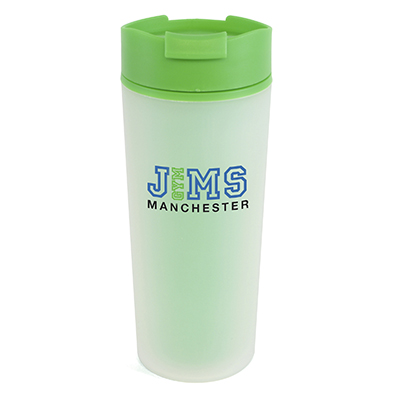 FROSTY TRAVEL MUG