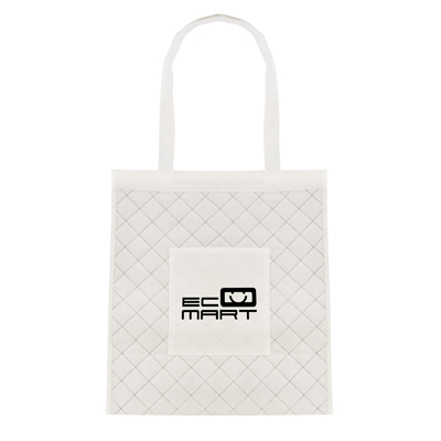 SCOTT QUILTED SHOPPER BAG