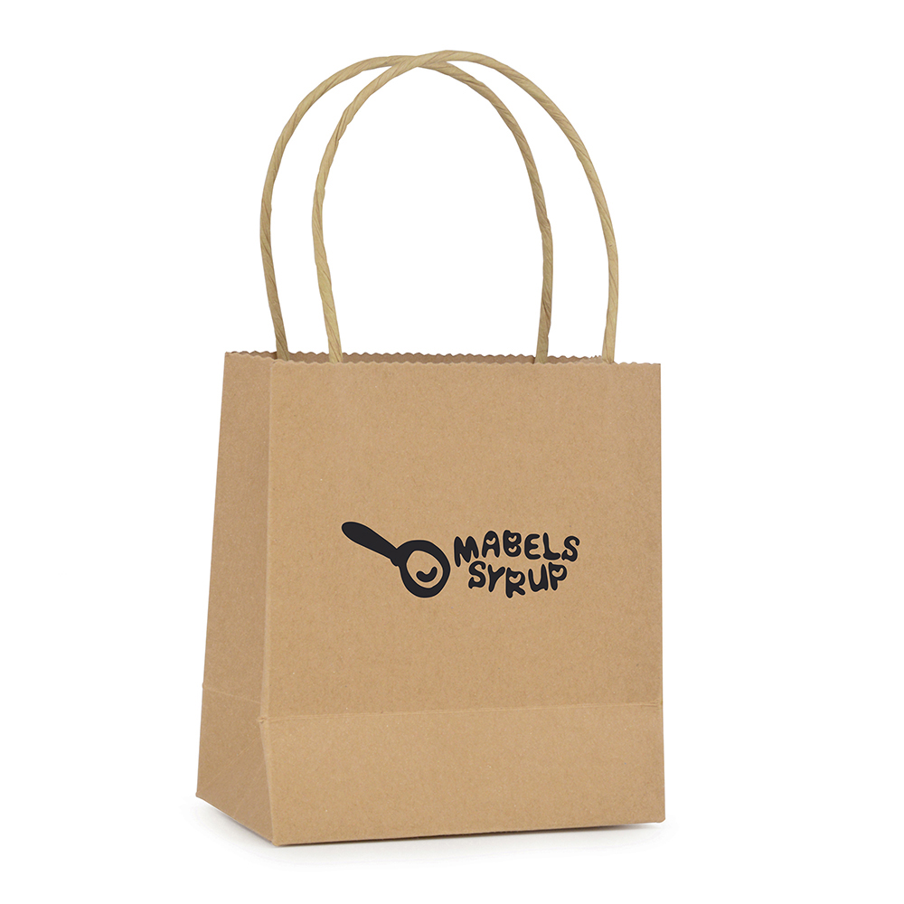 BRUNSWICK SMALL NATURAL PAPER BAG