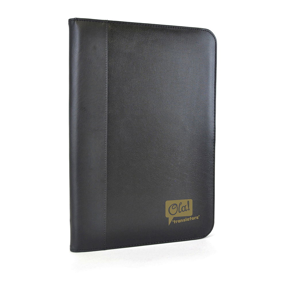 PICKERING A4 ZIPPED FOLDER