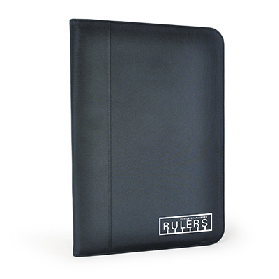 Hatfield A4 Zipped Folder