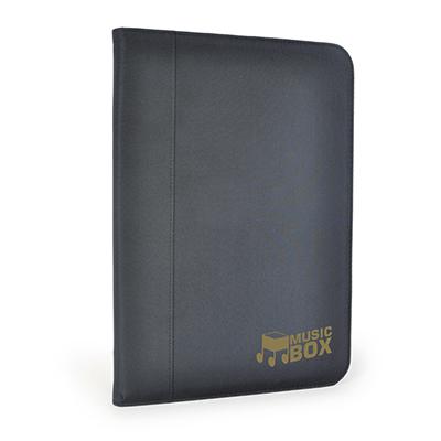 Hatfield A4 Zipped Calculator Folder