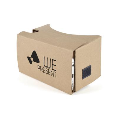 Cardboard VR Headset