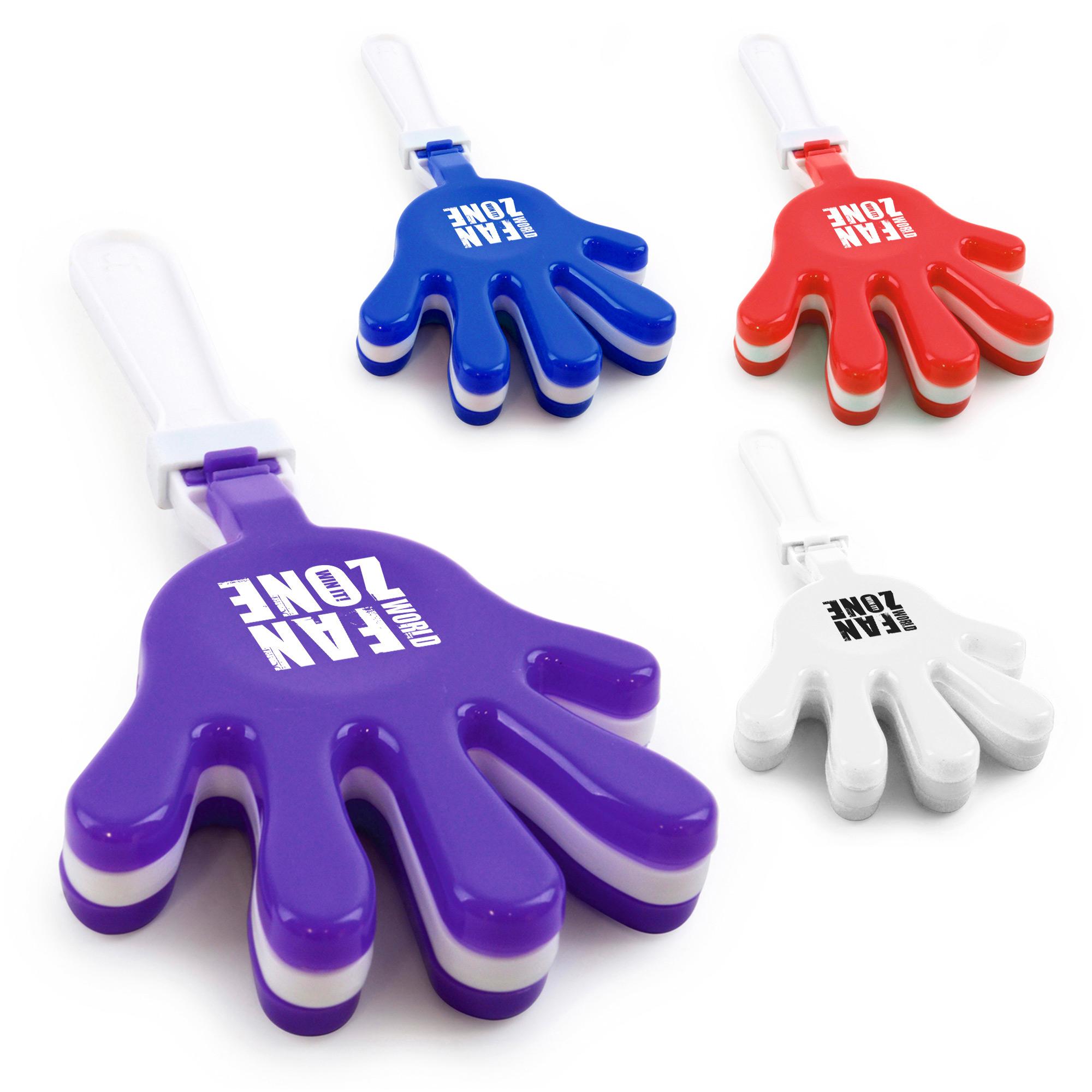 SMALL HAND CLAPPER