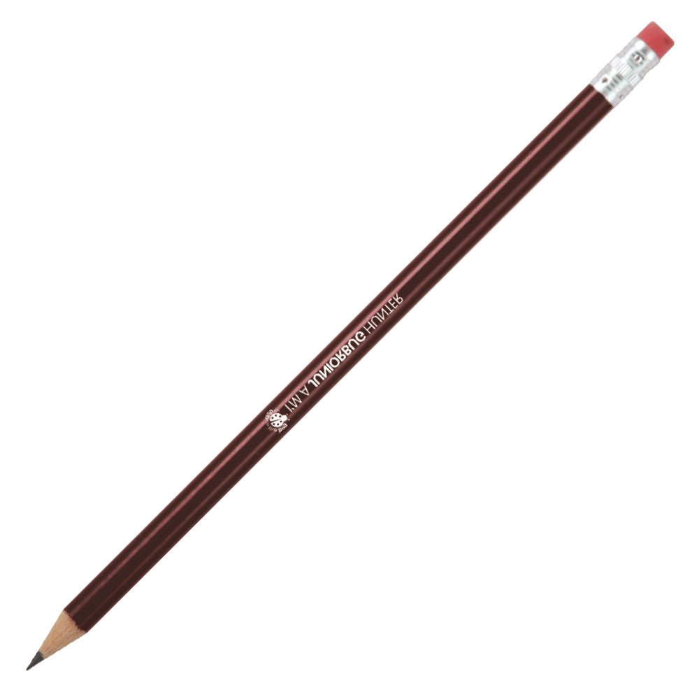 HB PENCIL RUBBER TIPPED