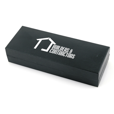 DELUXE PEN BOX FOR 1 OR 2 PENS
