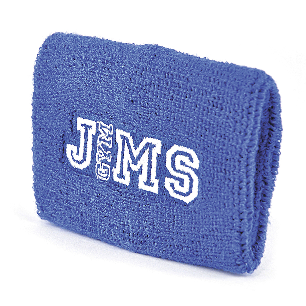 Sweat Bands - Cotton - 75 x 85mm - stitched