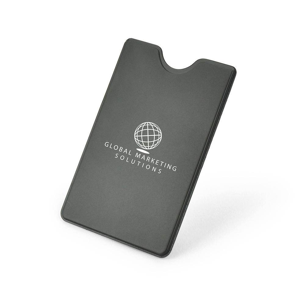 PLASTIC RFID CARD HOLDER